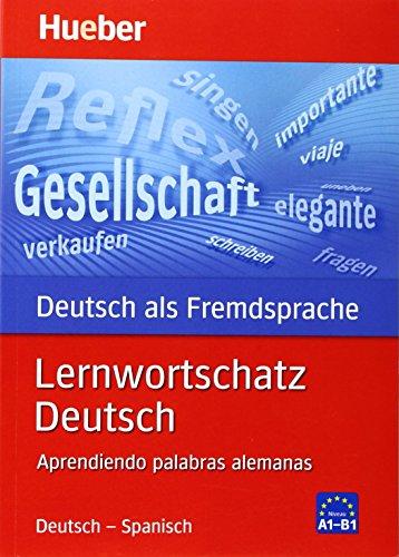 9783190064038: Lernwortschatz Deutsch, neue Rechtschreibung, Aprendiendo palabras alemanas