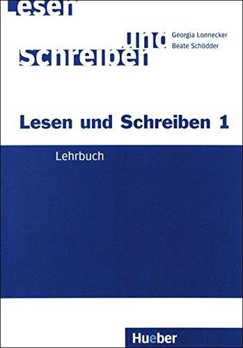 9783190072309: Lesen und Schreiben 1. Lernen und üben: Lese- und Schreibkurse