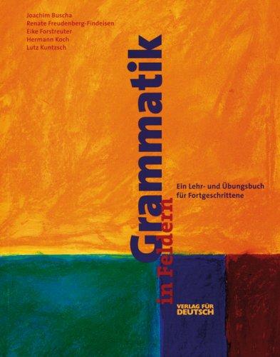 9783190072569: Grammatik in Feldern: Neue Rechtschreibung, Ubungsbuch
