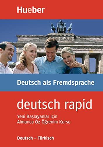 9783190074709: Deutsch rapid. Deutsch - Türkisch