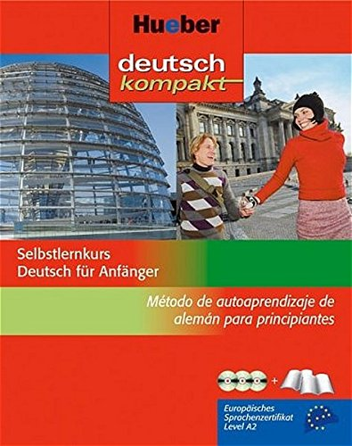 9783190074822: DEUTSCH KOMPAKT.Paket(Textbuch+3CD¿s)