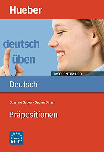 9783190074938: Deutsch Uben - Taschentrainer: Taschentrainer - Prapositionen (German Edition)