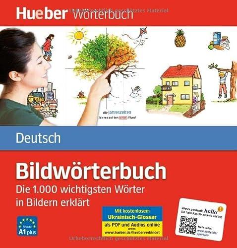 9783190079216: Bildworterbuch Deutsch