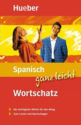 9783190094981: Spanisch ganz leicht. Wortschatz
