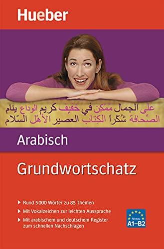 9783190095674: Grundwortschatz Arabisch: 5 000 Wörter zu über 85 Themen