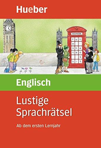 9783190095810: Lustige Sprachratsel Englisch: Ab dem ersten Lernjahr