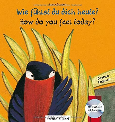 9783190095957: Wie Fuhlst Du Dich Heute? / How Do You Feel Today? (German Edition)
