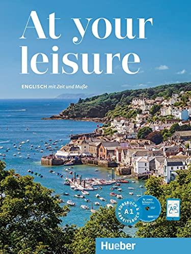 9783190095995: At your leisure A1 Kursbuch + Arbeitsbuch + 2 Audio-CDs: Englisch mit Zeit und Muße