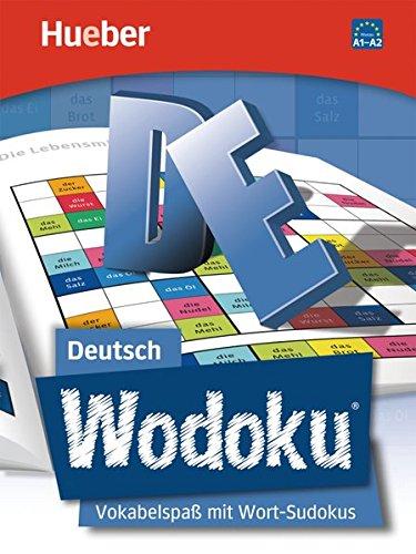 9783190096152: WODOKU DEUTSCH A1-A2