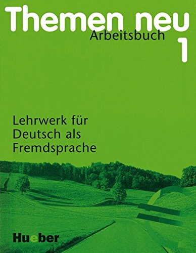 9783190115211: Themen Neu 1 Arbeitsbuch