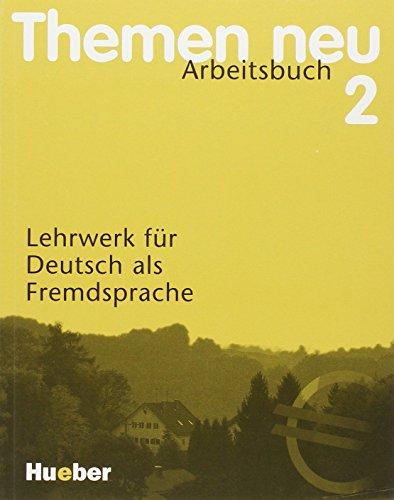 9783190115228: Themen Neu 2 Arbeitsbuch