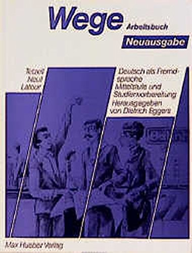 9783190115341: Wege: Arbeitsbuch