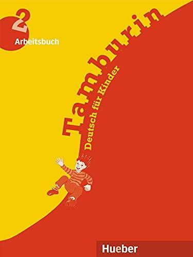 9783190115785: Tamburin. Arbeitsbuch. Deutsch für kinder mit zeichnungen. Per la Scuola elementare: TAMBURIN 2 Arbeitsb.(ejerc.)