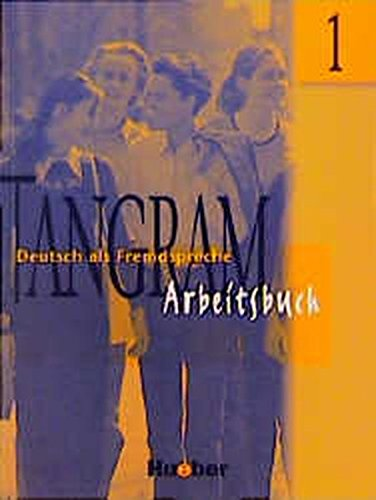9783190115839: Tangram: Arbeitsbuch 1 (German Edition)