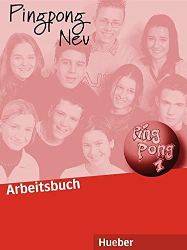 9783190116546: Pingpong neu. Arbeitsbuch. Per le Scuole elementari: 1