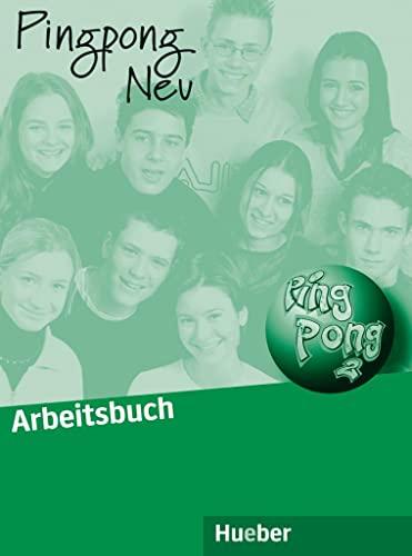 Pingpong Neu, Arbeitsbuch: Kopp, Gabriele und