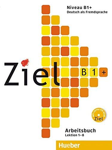 9783190116768: ZIEL B1+ Arbeitsb.+CDR (ejerc.)