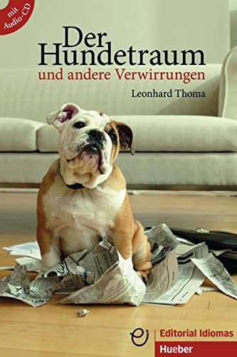 9783190116775: Der Hundetraum Und Anderer Verwirrungen: Der Hundetraum Und Andere Verwirrungen - Buch MIT Audio-CD (German Edition)