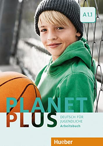 9783190117789: Planet Plus: Arbeitsbuch A1.1 mit CD-Rom