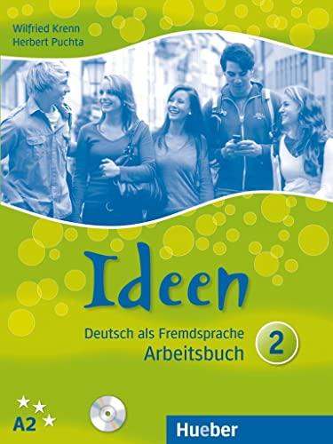 9783190118243: Ideen: Arbeitsbuch 2 MIT 2 Cds Zum Arbeitsbuch (German Edition)