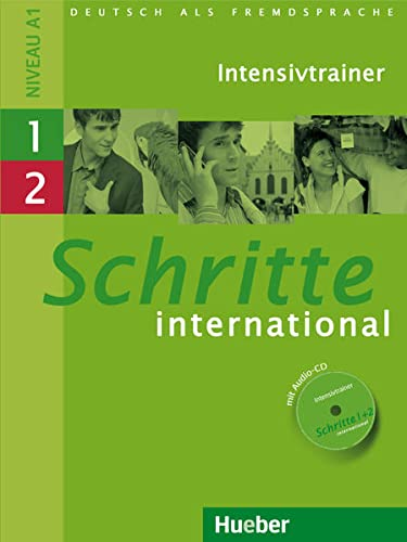 Schritte International: Intensivtrainer mit Audio-CD 1 &: Niebisch, Daniela