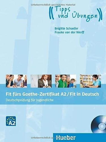 9783190118731: Fit fur... - Deutschprufung fur Jugendliche: Fit Furs Goethe-Zertifikat