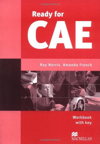 9783190129270: Ready for CAE. Workbook with key. (Lernmaterialien)