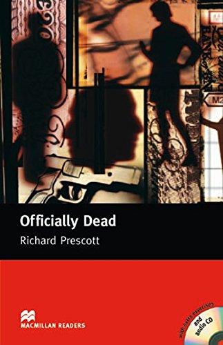 9783190129591: Officially Dead. Lektüre mit 2 CDs: Upper Level 2.200 Wörter / 4.-6. Lernjahr