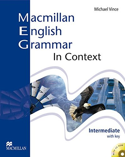 9783190129720: Macmillan English Grammar in Context. Intermediate