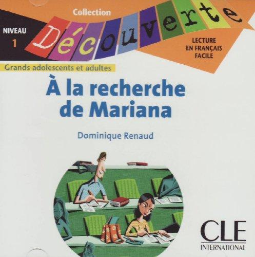 9783190133598: � la recherche de Mariana
