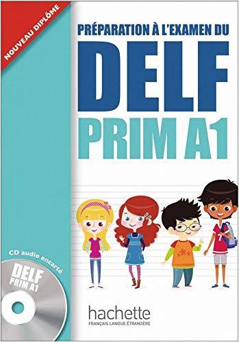 9783190133789: DELF Prim A1. Livre de l'élève + CD audio: Préparation à l'examen / Livre de l'élève + CD audio