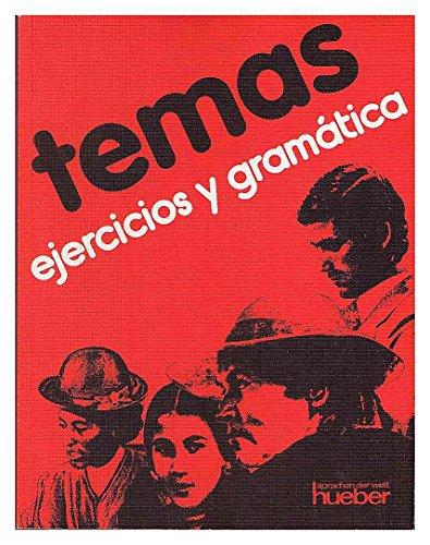 9783190140558: TEMAS - EJERCICIOS Y GRAMATICA