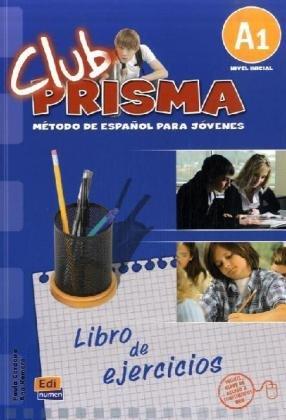 9783190142675: Club PRISMA. Libro de ejercicios: Arbeitsbuch, Nivel A1