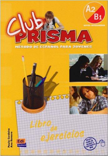 9783190142736: Club PRISMA A2/B1 . Libro de ejercicios: Arbeitsbuch