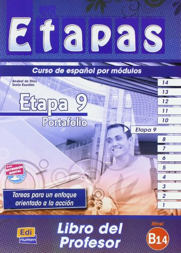9783190143177: Etapa 9. Portafolio. Libro del profesor: Curso de español por módulos
