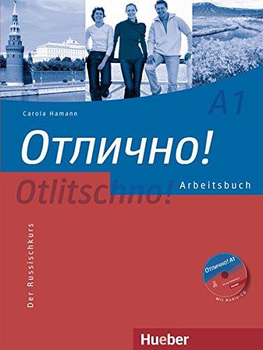 9783190144778: Otlitschno! A1. Arbeitsbuch mit integrierter Audio-CD: Der Russischkurs