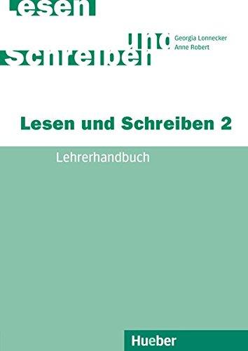 9783190172313: Lesen und Schreiben 2. Lehrerhandbuch: Lese- und Schreibkurse