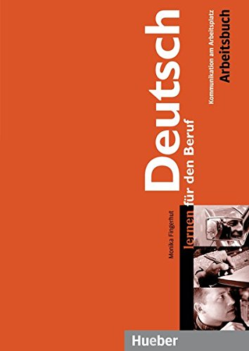 9783190172450: Deutsch lernen fur den Beruf: Arbeitsbuch (German Edition)