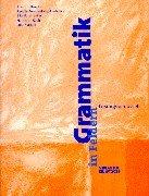 9783190172566: Grammatik in Feldern Klucz