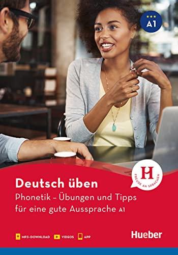 9783190174935: Deutsch üben. Phonetik. Übungen und Tipps für eine gute Aussprache. Niveaustufe A1. Per le Scuole superiori. Con app. Con Video