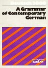 Deutsch 2000: A Grammar of Contemporary German: Luscher, Renate, &