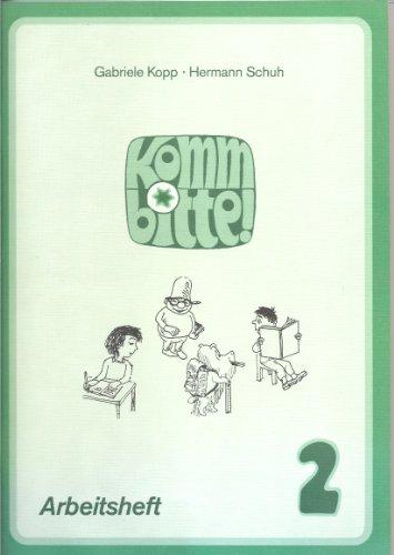 9783190214327: Komm Bitte! - Level 2: Arbeitsheft 2 (German Edition)