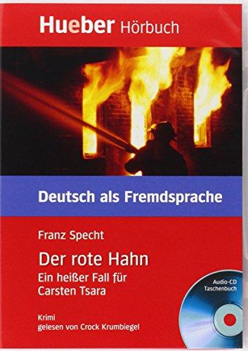 9783190216680: Der rote Hahn. Lektüre und CD