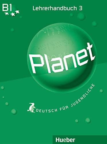 9783190216802: PLANET.3.Lehrerhandbuch (L.prof.)
