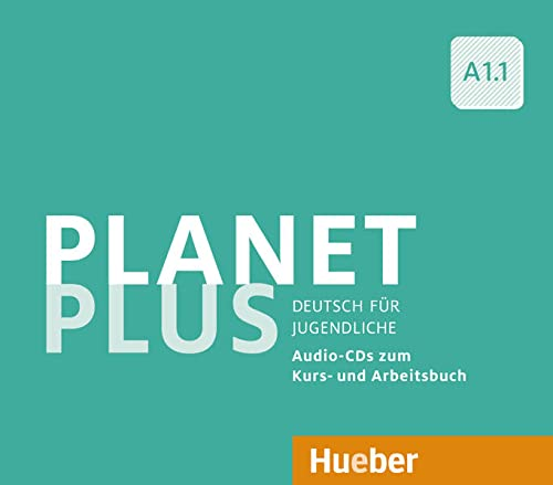 9783190217786: PLANET PLUS A1.1 CD-Audios 2 z.KB 1 z.AB (PLAPLUS)