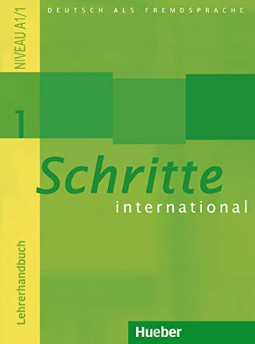 Schritte international 1. Deutsch als Fremdsprache: Schritte: Klimaszyk, Petra, Krämer-Kienle,