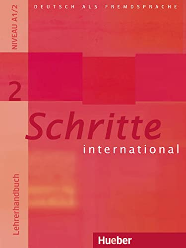 Schritte International: Lehrerhandbuch 2: Klimaszyk, Petra and