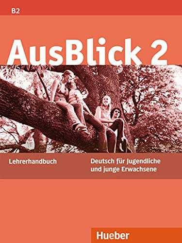 9783190218615: Ausblick: Lehrerhandbuch 2 (German Edition)
