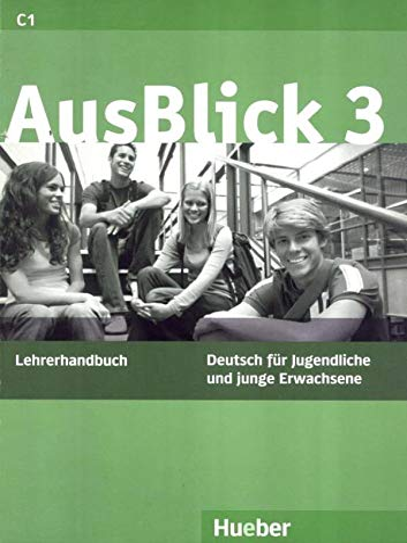 9783190218622: Ausblick: Lehrerhandbuch 3 (German Edition)