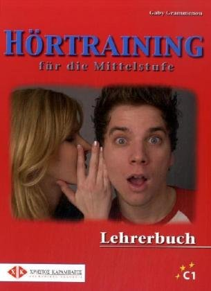 9783190218660: Hortraining fur die Mittelstufe: Lehrerbuch